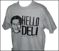 Gray Hello-Deli T-Shirt