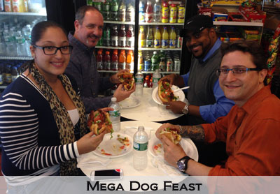 Mega Dog Feast